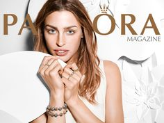 Explore the Spring collection 2015 in the new issue of PANDORA Magazine. #Fashion #Trends #AbbyBrothers