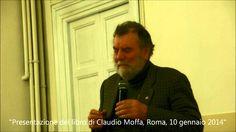 """""""Presentazione del libro di Claudio Moffa, Roma, 10 Gennaio 2014"""" SECOND..."""