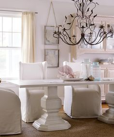 7 Adventurous Tips AND Tricks: Shabby Chic Bedroom On A Budget shabby chic office storage.Shabby Chic Bedroom On A Budget. Comedor Shabby Chic, Shabby Chic Dining, Shabby Chic Living Room, Shabby Chic Furniture, Shabby Chic Decor, Coastal Furniture, Country Furniture, Casas Shabby Chic, Shabby Chic Mode
