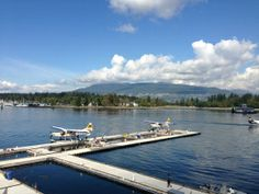Seaplanes, Vancouver, British Columbia
