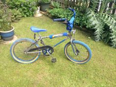Huffy PRO Thunder 3 Special Edition Old School Retro BMX barn find