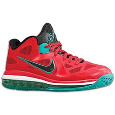 uk availability 8964f 77df0 Nike Air Max LeBron 9 Low - Men's - Basketball - Shoes - Action Red/White/ Black #basketballshoes #LeBronJames #NikeAirMax #mensshoes #stylishshoes  #hotshoes ...