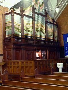 australian church organs | Essentially Fincham (1903) & Australian Pipe Organs (2001)
