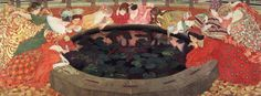 The Mysterious Water - Ernest Bieler