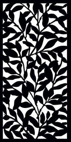 Design Flow - Australian manufacturer of recycled plastic decorative screens and wall art Tropical Landscaping, Tropical Garden, Cheetah Print Wallpaper, Stencils, Cnc Cutting Design, Gold And Black Background, Decorative Screen Panels, Arabic Design, Laser Cut Screens