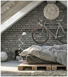 Paletes vietoj lovos