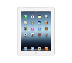 Apple The New iPad WiFi 32GB PC Smart Tablet - White  $33.81 delivery  and handling     4-10 working days