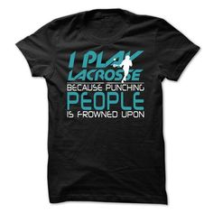 I lacrosse T Shirts, Hoodies. Check price ==► https://www.sunfrog.com/No-Category/I-lacrosse-.html?41382 $23