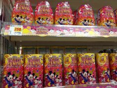#Disney Halloween-themed air fresheners spotted at Espot, #Japan.
