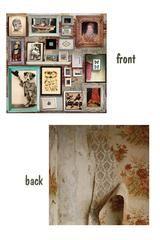 Architextures™ 12x12 Paper - Art Wall - 1