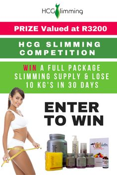 Enter this competition and stand a chance to win a FULL MONTH SUPPLY of the HCG Slimming fat loss protocol worth Look forward to losing as much as in 30 days! Paleo Diet Weight Loss, Weight Loss Eating Plan, Fast Weight Loss Plan, Weight Loss Herbs, Weight Loss Workout Plan, Yoga For Weight Loss, Easy Weight Loss, Hcg Diet, Help Me Lose Weight