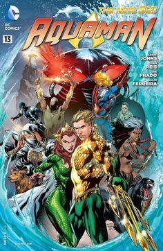 Aquaman #13 #Aquaman #New52 #DC