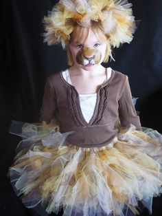 Beans the Lion - Classic Ultra Poof tutu | Flickr - Photo Sharing!