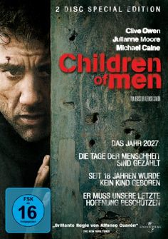 13. Children of Men (Alfonso Cuarón, 2006)