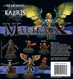 Kaeris Box Set Arcanists Malifaux by Wyrd Miniatures, http://www.amazon.com/dp/B005ZA3GCE/ref=cm_sw_r_pi_dp_iwZirb0KD1RFP