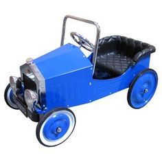 Voiture Classic Pedal Ride-On