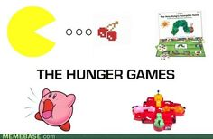 The Hunger Games love that movie!