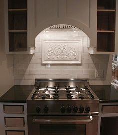 Relief Backsplash Tile Relief Kitchen Tile Backsplash Insert Mural