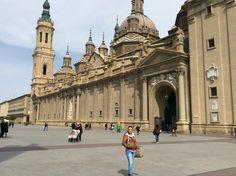 Zaragoza, abril 14