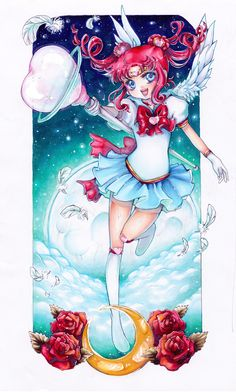 chibi chibi moon 2 by MIAOWx3 on deviantART