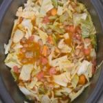 "Grandma's cookin' and childhood toys sure bring back lots of warm fuzzies! Here is a yummy Cabbage Patch Soup recipe that is a combination of both! Thanks to my Aunt Sherry for sharing this delicious ""hit the spot"" recipe from my Grandma Stone's kitchen!"