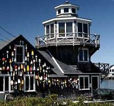Freeport, Maine .... Also have several outlet stores along with LL Bean store