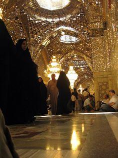 Imam Reza Shrine, Mashad, Iran