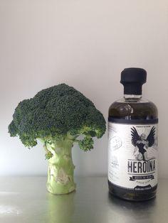 Con brócoli