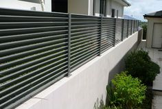 aluminum privacy fence cedar image result for aluminum privacy fence best aluminium fencing images on pinterest aluminium