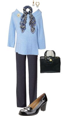 """""""Cashmere and Tweed"""" by busyvp ❤ liked on Polyvore"""