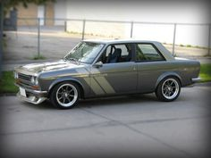 Man, it's hard to find a 510 that doesn't have stupid wheels, camber, or hella flush BS.