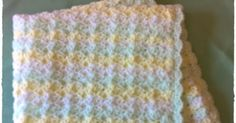 I always like to be working on a baby blanket along with whatever I'm working on at the time, they are great portable projects, ideal for p...