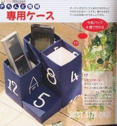 Tramas e Pinturas - O artesanato na internet.: Reciclagem de caixas de suco IV