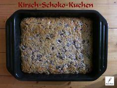 Kirsch-Schoko-Kuchen