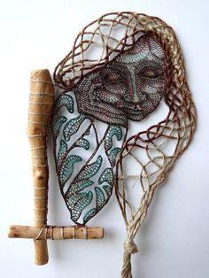 Ágnes Herczeg  Art of stitchwork