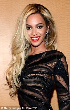 Letting her shine: Reports claim Beyonce has completed her sixth studio album but is waiti...