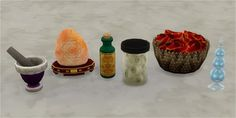 Veranka: Witch Reagents converted from TS2 • Sims 4 Downloads