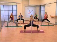Упражнения при остеохондрозе. Шейно грудной отдел (1) - YouTube