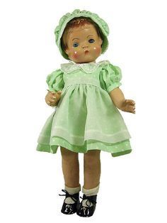 """19"""" Patsy Styled Doll Dress 