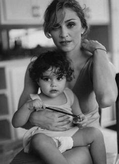 Madonna and Lourdes