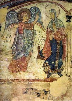 Anunciación en S.Isidoro  León  Spain