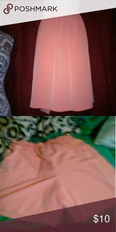 Maggie sweet xl shorts Peach colored maggie sweet shorts like new Maggie Sweet  Shorts Cargos