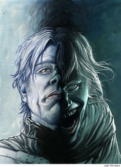 """Apparently this is art by Juan Ferreyra from """"Colder"""" coming in November from Dark Horse Comics"""