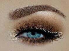 Imagem de makeup, eye, and beauty
