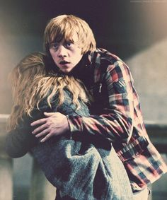 Ron's love for Hermione