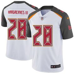 Nike Buccaneers  28 Vernon Hargreaves III White Men s Stitched NFL Vapor  Untouchable Limited Jersey Carson 9a08e1d1d