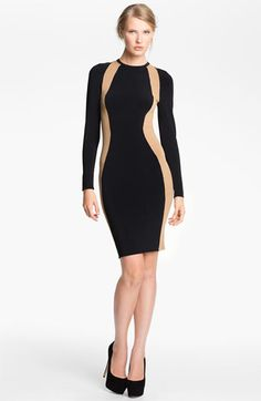 A.L.C. 'Cullun' Side Stripe Dress available at #Nordstrom