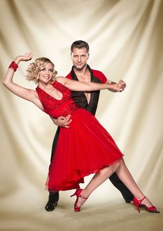 Strictly Come Dancing 2013: Rachel Riley and Pasha Kovalev
