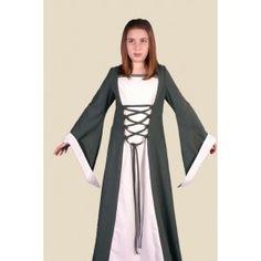 Vestido medieval niña Maira