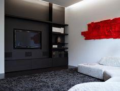 Minus  interieurarchitecten & interieurinrichters | mooie lijnen voor boekenrek